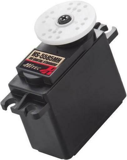 Hitec HS5585MH Digital Coreless High Voltage (HV) Metal Gear Servo