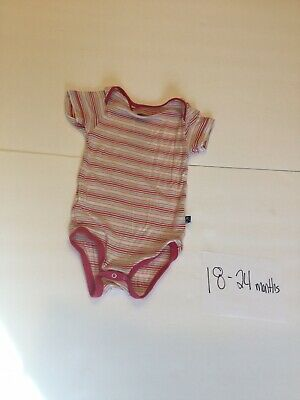 KicKee Pants Baby Coverall with Zipper Long Sleeve Footless Bodysuit Onesie