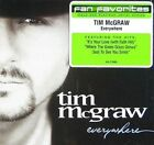 Everywhere 0715187788626 by Tim McGraw CD