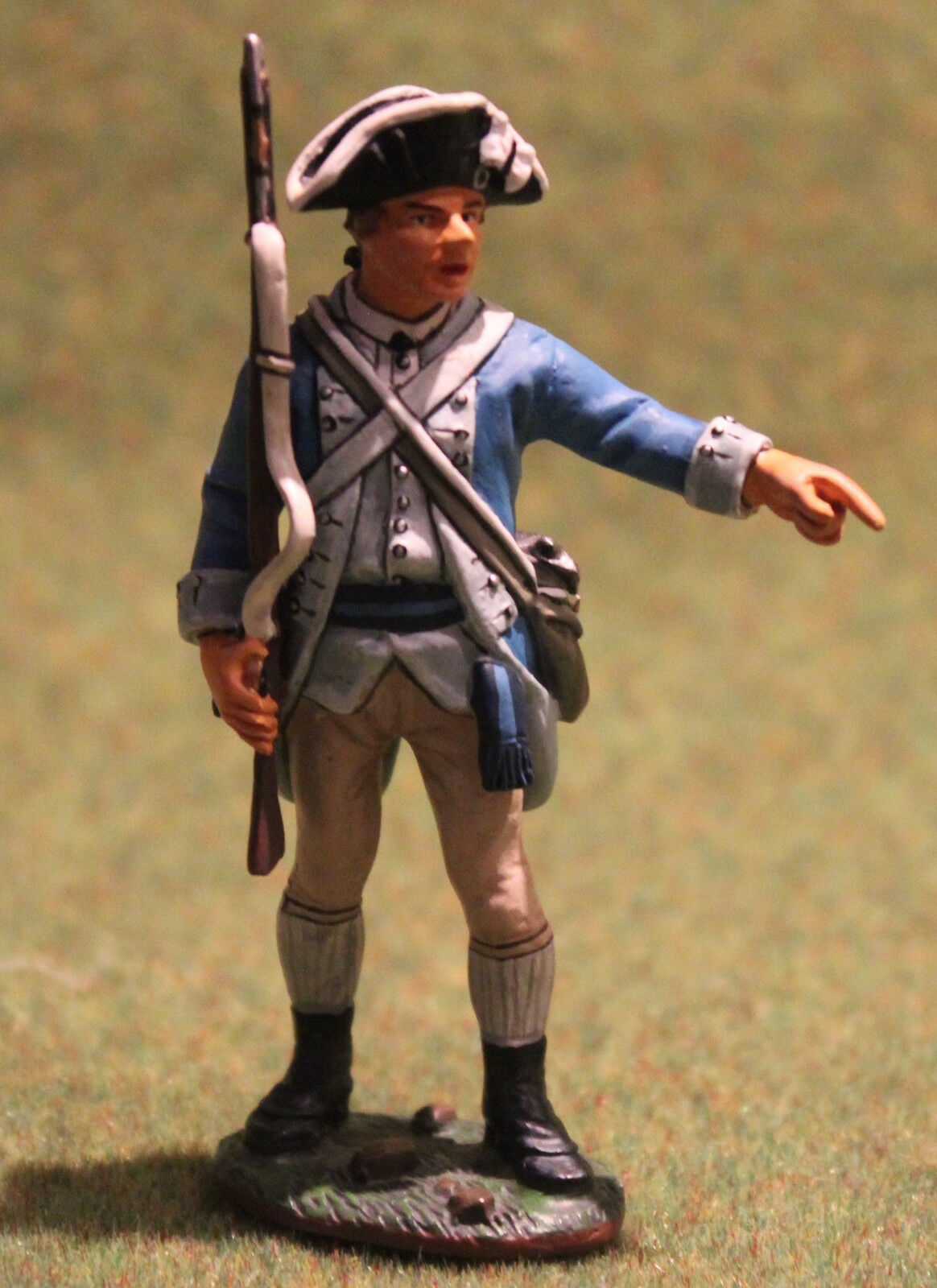 KING AND COUNTRY AR31 AMERICAN WAR OF INDEPENDENCE TOY SOLDIERS BRITAINS