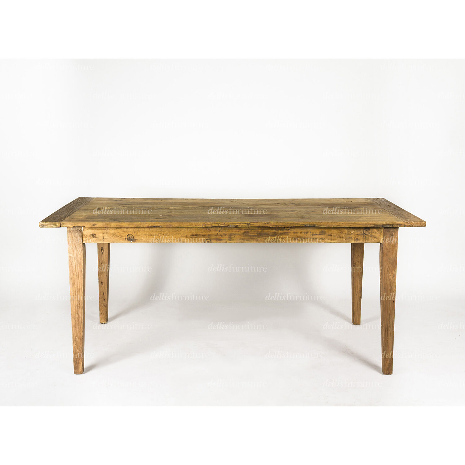 NEW Rustic Provincial Recycled Elm Solid Timber Dining  : s l1600 from www.ebay.com size 1500 x 1500 jpeg 118kB
