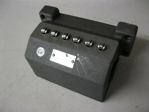 BALLUFF-Mechanical-Multiple-6-Positon-Switch-BNS-542-B6-L-16-72-10