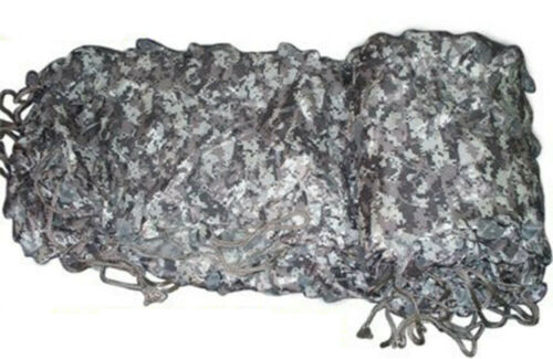 Desert Camouflage Military Net Camo Netting Hunting Camping Tent Cover