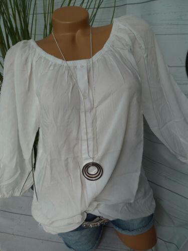 064 weiß XS bis L NEU Soyaconcept Bluse Shirt Gr