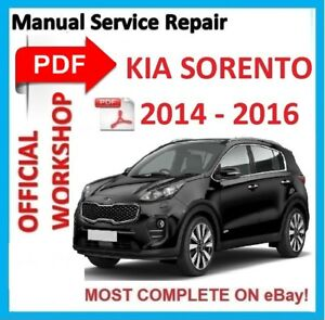 Details about # OFFICIAL WORKSHOP MANUAL service repair FOR KIA SORENTO on kia electrical wiring diagram, kia sportage electrical diagram, kia sportage dimensions, kia wiring schematic, kia sportage parts list, kia sportage radio wiring diagram, kia automotive wiring diagrams, kia sportage owners manual pdf, kia sportage engine wiring diagram, kia optima wiring diagram,