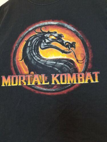 Vintage Mortal Kombat Shirt