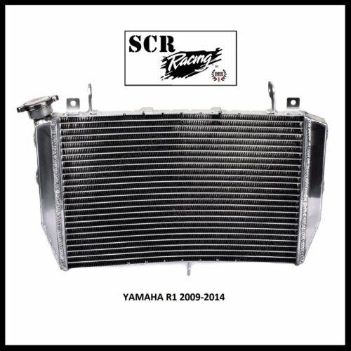 Yamaha YZF R1 Racing Super Cooling Radiator 2009-2014