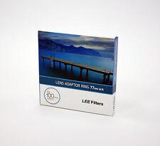 Lee Filters 77mm Wide Anillo Adaptador se adapta a Canon Efs 10-22mm F3.5 / 4.5 Usm