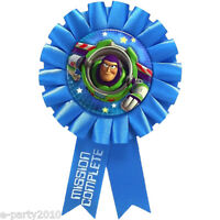 Toy Story Game Time Guest Of Honor Ribbon Birthday Party Supplies Favors Cloth