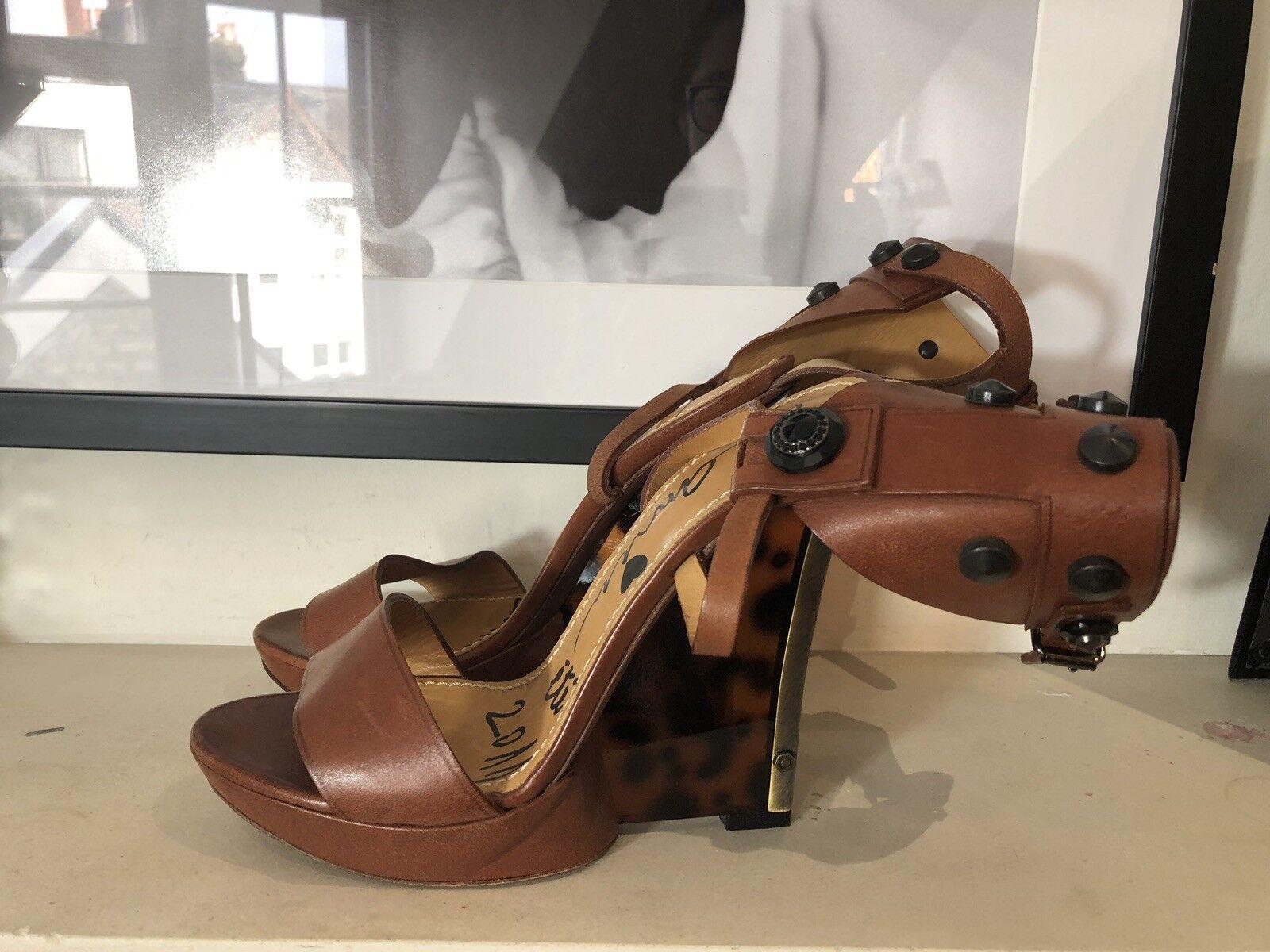 Lanvin Ete 2011 Real Python Sandals