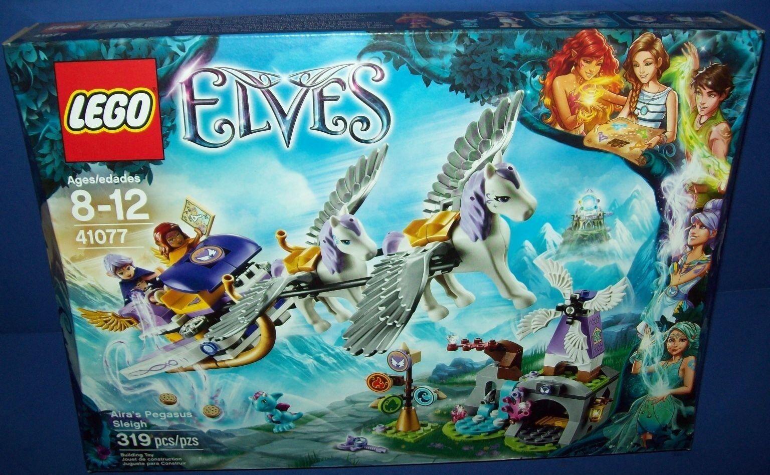 Lego 41077 Elfos  Aira's Pegasus Trineo Precintado Jubilado