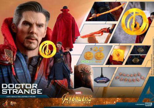 HOTTOYS HT MMS484 1 6 Dr STRANGE 2.0  Avengers 3 Infinite guerre Toys Action Figure  grande remise