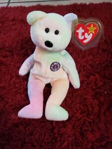 "Ty Beanie Baby Birthday ""B.b. Bear"""