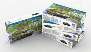 Hobby Boss 3482432 Leopard 2E 1:35 Panzer Kampfpanzer Modell Bausatz Modellbau