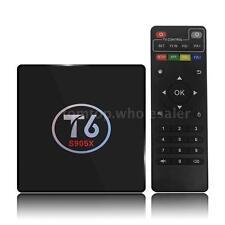 T6 2GB/16GB Amlogic S905X Quad Core Android 6.0 Smart TV Box 4K WiFi VP9 3D E5K6