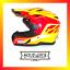 PULSE-PX3-MOTOCROSS-MX-ENDURO-QUAD-ATV-OFF-ROAD-HELMET-WAS-89-99-NOW-44-99 thumbnail 3