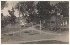 1911 TEMPLE MAINE RPPC RP Real Photo Postcard FRANKLIN COUNTY Town NEW ENGLAND