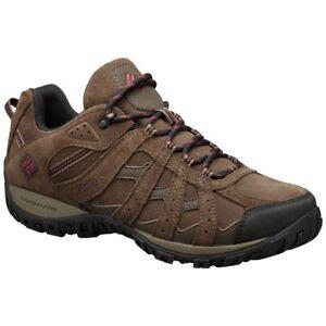 Nouveau Redmond pour hommeslarge de Columbia cuir tech en Chaussures Omni randonnée de 10 cm NOP80wknX