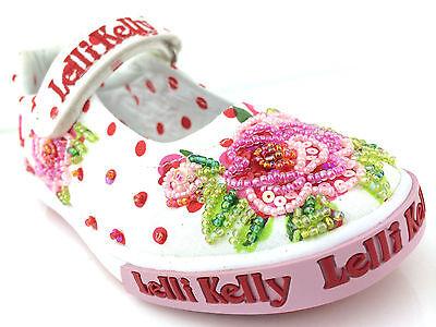 Lelli Kelly Freya Blanco Fantasía formadores-lk4102 -