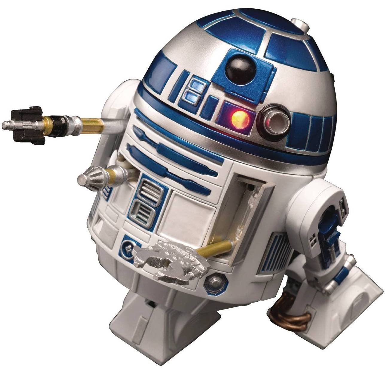 STAR STAR STAR WARS EP5 EAA-009 R2-D2 PREVIEWS ECLUSIVE ACTION FIGURE 1ada21