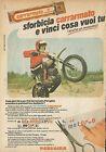 X4732 Sforbicia CARRARMATO e vinci cosa vuoi tu - Pubblicità 1975 - Advertising