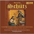 Heinrich Schutz - Heinrich Schütz: Christmas Oratorio (2009)
