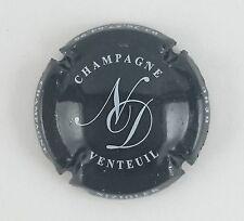capsule champagne NIZIOLEK DEHU n°3a noir et  blanc