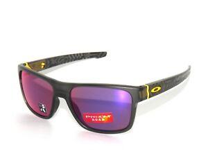 useita värejä täysin tyylikäs saada uutta Details about Oakley Sunglasses Crossrange 9361-18 Gray Smoke Prizm Road  Tour France Clearance