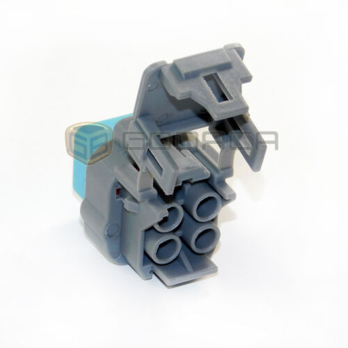 1x Connector 4 pin 4-way plug for Honda Acura Fuel Pump without wire