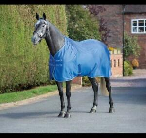 Mesh Horse/Pony Cooler Rug in Royal