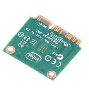 3160HMW-Wifi-Bluetooth-4-0-Kabellos-AC-3160-802-11-Mini-PCI-E-WLAN-Karte-1x