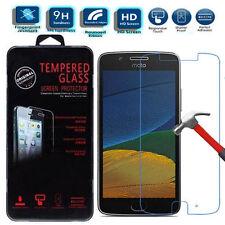 Genuine Tempered Glass Screen Protector For Motorola Moto G5 5th Gen XT1676 2017