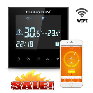 NEW-Programmable-Wireless-Wifi-Digital-LCD-Heating-Thermostat-Phone-App-Control