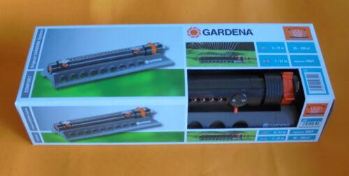 Gardena Regner Viereckregner Aquazoom 350//2 # 01975-20 # 9208056