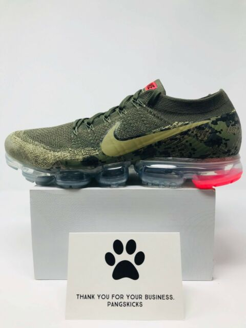 timeless design ef457 d0632 Nike Air Vapormax Flyknit C Neutral Olive