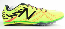 New Balance Womens WMD500 Track and Field Neon Green Running Shoes 11