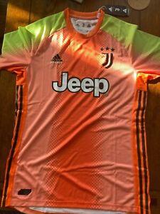 Brand New w/ Tags Adidas Men's Juventus Palace 4th Jersey - Orange ...