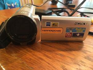 AV A/V Audio Video TV-Out Kabel/Schnur/Lead Für Sony Handycam DCR-HC52/e Camcorder