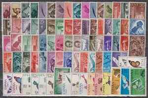 Ifni-Collezione-Completa-1960-68-Francobolli-Nuovi-senza-Linguelle