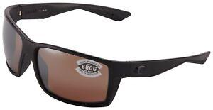 f762c55accb2a Costa Del Mar Reefton Sunglasses RFT-01-OSCGLP 580G Blackout Copper ...