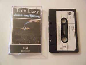 THIN-LIZZY-THUNDER-AND-LIGHTNING-CASSETTE-TAPE-1983-PAPER-LABEL-VERTIGO-VERLC-3