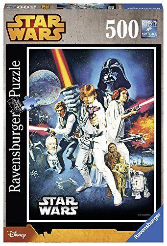 Ravensburger Star Wars-Un nouvel espoir 500pc Jigsaw Puzzle