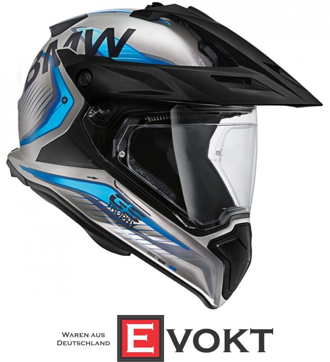 BMW Motor Bike Helmet GS Carbon Trophy Size  58 59 76318553020 Genuine New  is discounted