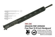"MADBULL Dragon Fire 100% CNC Handguard Rail 16.25""Ris Ras Airsoft Softair AEG M4"