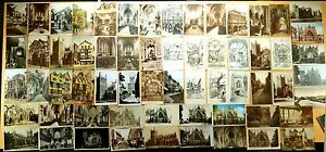 71 vintage Postcards Exeter England UK Architecture Coffee House Streets 1906-37