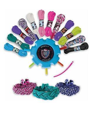 Большой набор для плетения фенечек Школа монстров Fashion Angels