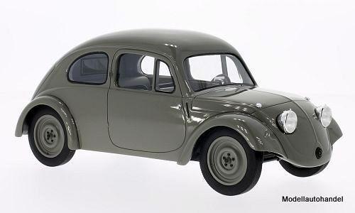 VW Type v3 Test Car Predotype 1936 Grey 1 18 BOS    NEW