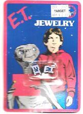 """Vintage ET Earrings #3342 Universal Studios 1/2"""" NWT"""