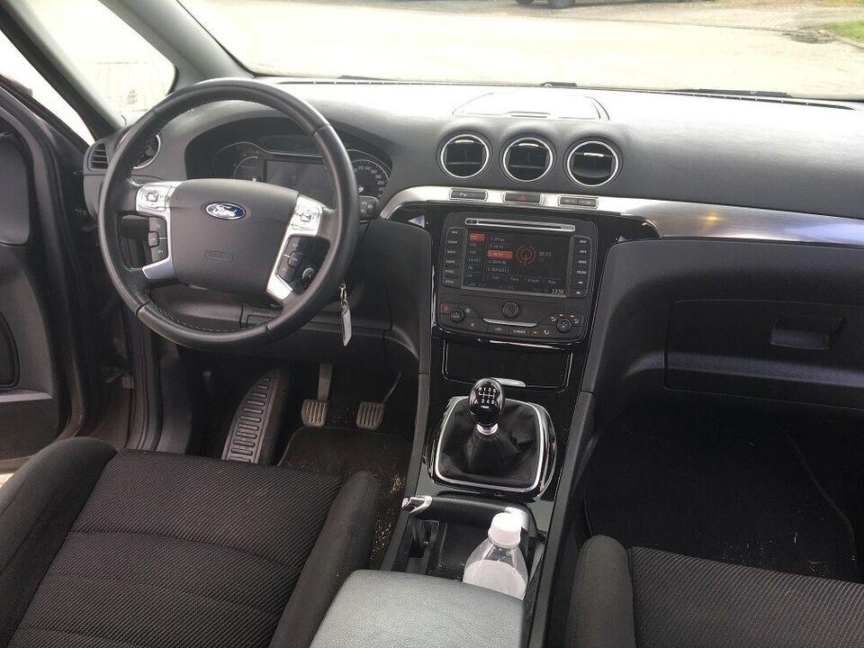 Ford S-MAX, årg. 2013, km 124000