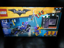 New Mint LEGO Batman Movie Catwoman Catcycle Chase 70902